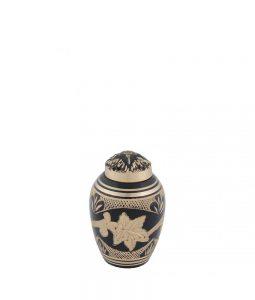 zwarte-toledo-urn-klein-messing